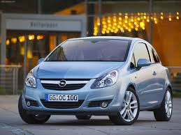opel corsa 2007 picture 5 of 53