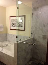 bathroom wondrous stand up bathtub shower 132 stand up shower