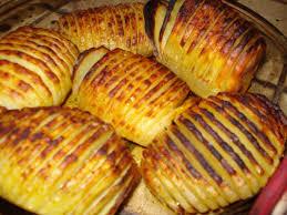 recette boursin cuisine poulet pomme de terre éventail poulet sauce échalotes ciboulette