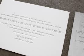 attractive white wedding invitations white wedding invitations