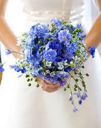 wedding flowers blue best 25 blue wedding bouquets ideas on blue wedding