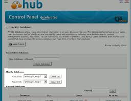 Mysql Repair All Tables by How To Check And Repair A Mysql Database Web Hosting Hub