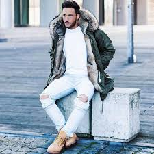 how to wear timberland boots the idle man