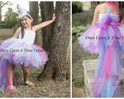 girls unicorn dress etsy