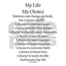my my choice poem black ornament by dbangels