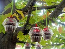 edible cupcake ornaments diy cupcake favor ornament
