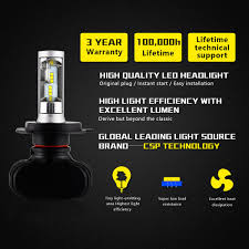 Led Light Bulbs For Headlights by Novsight 8000lm 50w Led Light Car Headlight Bulb Lamp U2013 Novsights