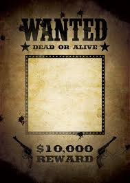 wanted poster powerpoint template cpadreams info