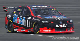 holden racing team logo 2017 mobil 1 hsv racing team by mitchell mcleod trading paints