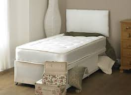 4ft bed 4ft by 5ft9 short bed small double deep quilt 4ft divan bed