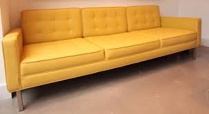 Modern Yellow Sofa Modern And Contemporary Sofas And Sectionals Midcentury Living