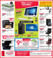 Office Depot by Office Depot Officemax Weekly Ad Scan 8 27 17 9 2 17 Browse