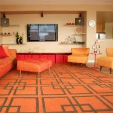 Living Room Furniture Orange County Retro Orange Living Room - Living room furniture orange county