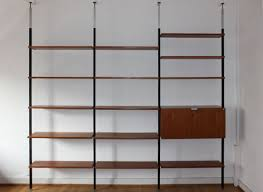 tension shelves my own tension pole room divider shelf i didn t