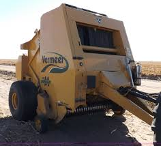 vermeer 605 super m baler item f6189 sold wednesday dec