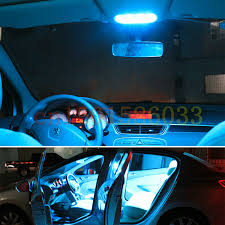 Custom Interior Lights For Cars Free Shipping 2pc Led Lights Car Styling Interior Package Kit For