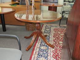 used round office table round traditional conference table plano richardson dallas allen