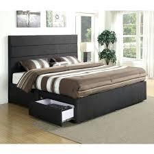 Raised Platform Bed Frame King Size Bed Frames Platform Image Of Cool King Size