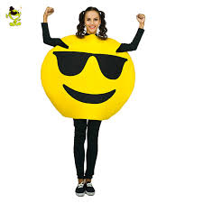 emoji costume glasses emoji costume sponge clothes fancy dress in
