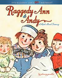 raggedy ann u0026 andy book by johnny gruelle official publisher