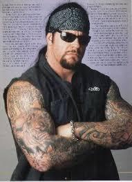 new styles the undertaker tattoos wwe superstar tattoo design