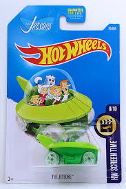 the jetsons the jetsons model cars hobbydb