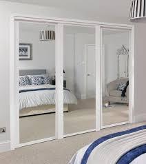 nice ideas sliding mirror wardrobe mirrored closet doors new home