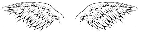 tattoo simple wings danielhuscroft com