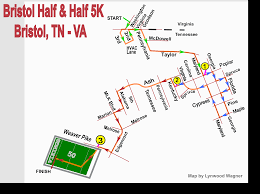 Bristol Tennessee Map by 2017 Events We Run Eventswe Run Events