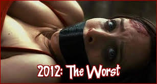 Smiley 2012 Rotten Tomatoes by The Horror Club The Worst Horror Movies Of 2012