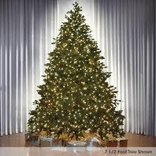 christmas trees hammacher schlemmer