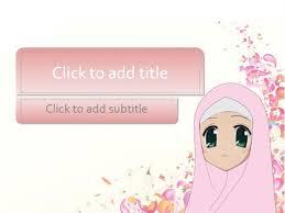Kaos Kusut Blog Semua Info Menarik Tema Powerpoint Wanita Muslimah Tema Untuk Ppt