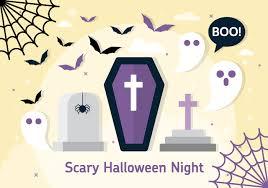 Halloween Decorations Coffin Free Halloween Vector Coffin Illustration Download Free Vector