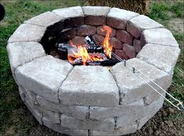 Brick Fire Pit Kit by Firepits Decoration Outdoor Fire Pit Designs Fire Pit Kit Home