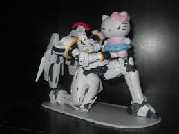 pan cake topper robot wedding cake topper atdisability