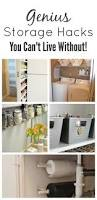 Kitchen Organization Hacks by 158 Best Home Storage Kitchen Images On Pinterest Organizing
