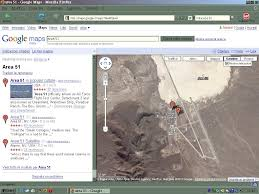 Area 51 Map Area 51 Su Google Maps