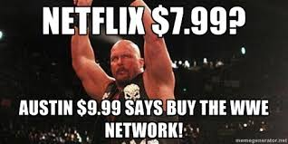 Wwe Network Meme - this batista run is just an embrassment to himself and the wwe