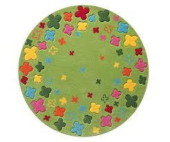 Kid Rugs Yellow Childrens Rug Esprit Bloom Field Green Cm Carpet