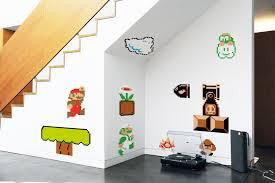 blik super mario bros re stick wall decals wall sticker shop