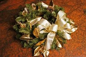 Decorate Christmas Tree With Bows by Decorating A Christmas Tree With Ribbon Make Bows For Wreaths