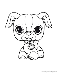 40 littlest pet shops coloring pages images