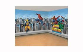 super hero wall site image superhero wall decals home decor ideas