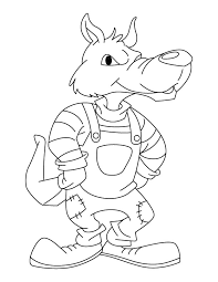 smart wolf coloring pages download free smart wolf coloring