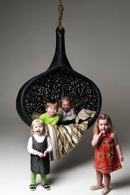 Girls Bedroom Swing Chair 12 Cool Ideas On Hanging Chairs For Kids