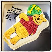 winnie the pooh 1st birthday cake party food melbourne