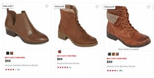 womens boots york buy 1 get 2 free s boots at jcpenney freebies2deals