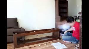 Brusali Cabinet by Ikea Tockarp Cabinet Youtube