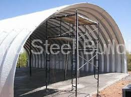 Dome Barn Quonset Building Kits Ebay