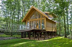 Best Treehouse Make Your Faraway Tree Fantasies Come True In Britain U0027s Five Best